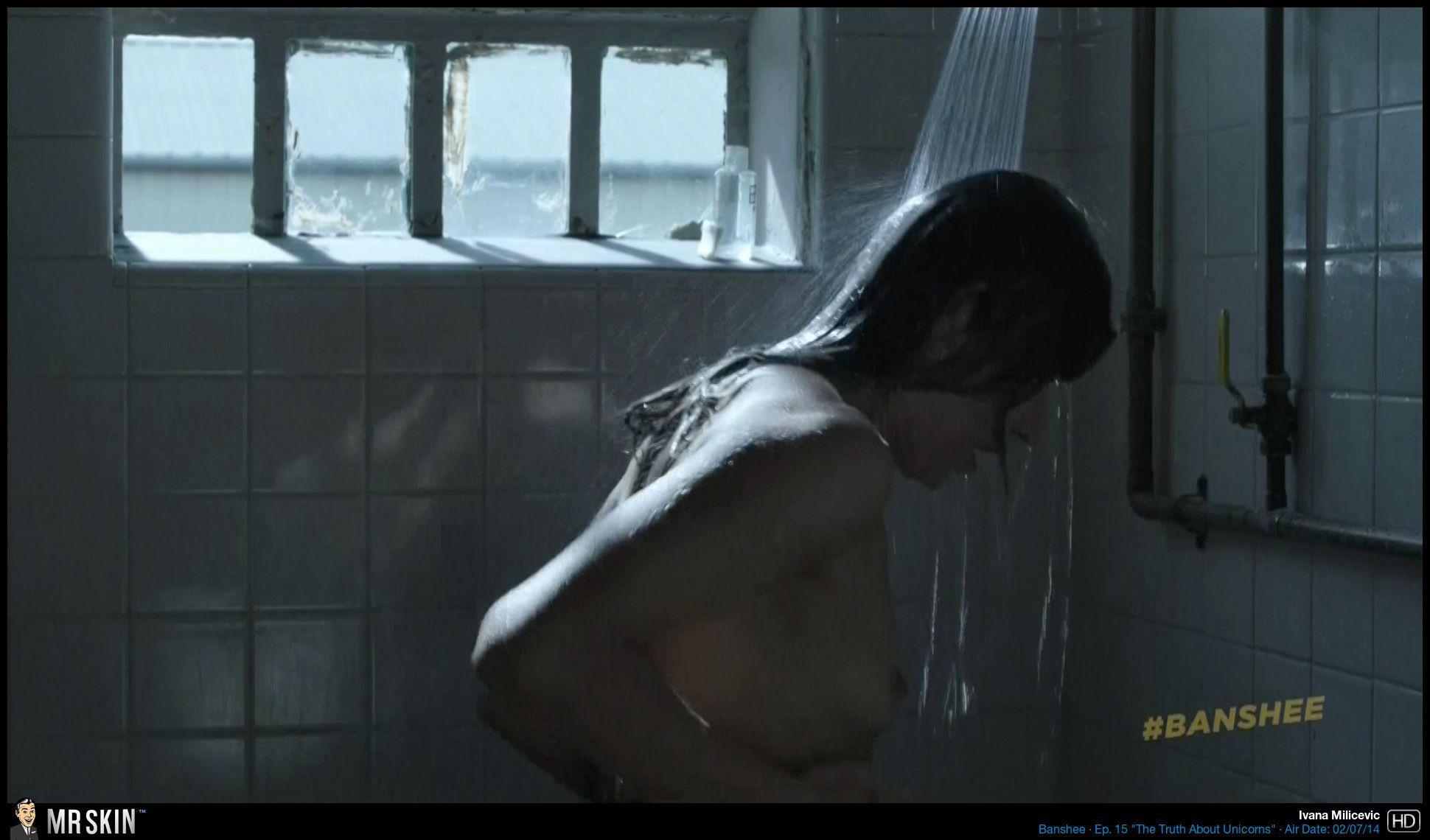 Ivana milicevic sex scenes banshee s01e04 9
