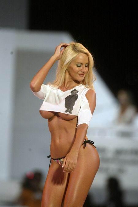Fotos de luciana paluzzi desnuda